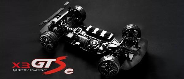 X3 GTS.e Electric Pro kit GT