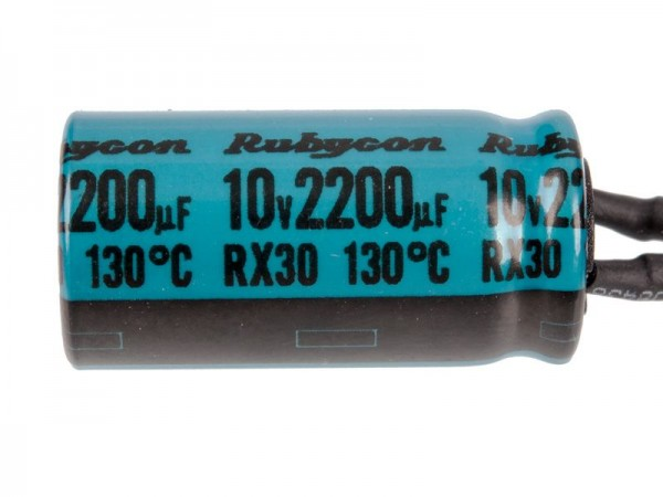 Spannnungskondensator # 7.4V Servoschutz