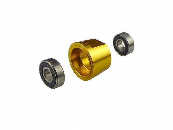 CNC Aluminum Pinion Gear Mount