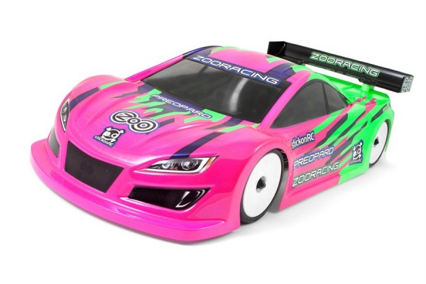 PreoPard 1:10 Touring Body 0.5mm LIGHTWEIGHT