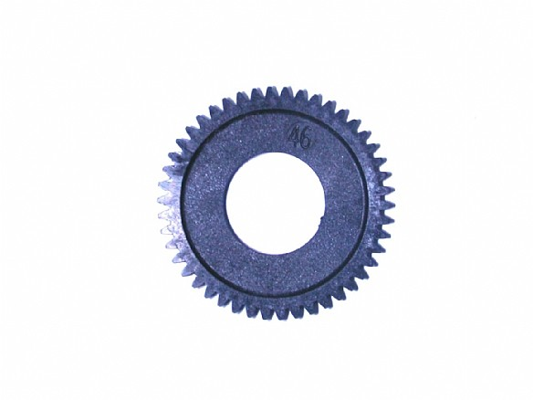 46T, 2nd/1:8 Two Speed Transmission Plastic Gear