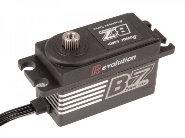 Brushless Premium Low-Profile Servo # B7