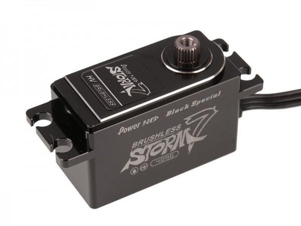 Brushless Low-Profile Digital Servo # STORM-7