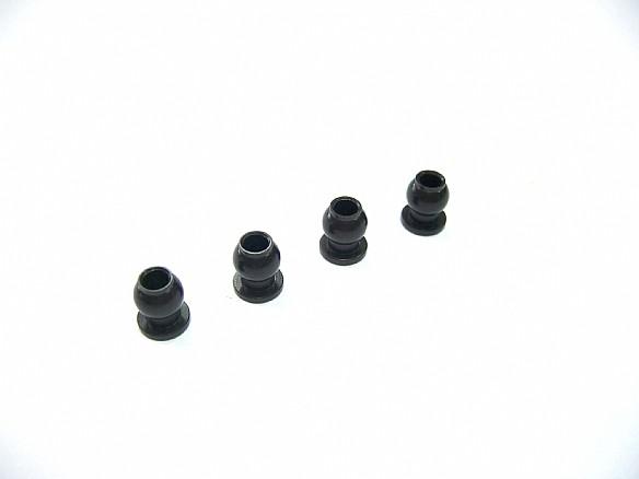 Lightweight, 6mm Ball& Socket (2 pcs)