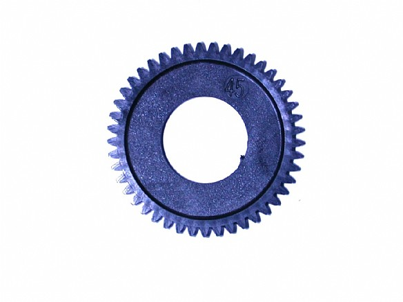 45T, 1:8/2nd Two Speed Transmission Plastic Gear