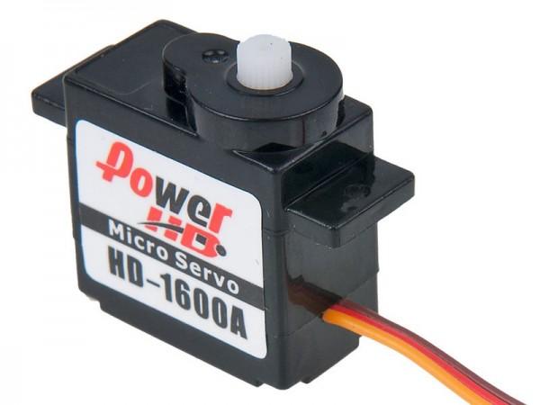 Analog Micro Servo # HD-1600A