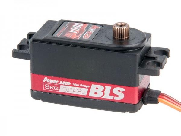 Brushless Low-Profile Digital Servo # BLS-0804HV