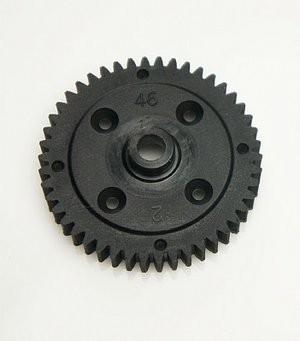 46T PLASTIC SPUR GEAR