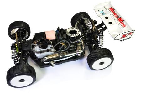 X3 Sabre 3.0 Evo Nitro Kit 1/8 Buggy