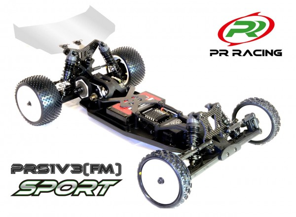 2WD Offroad Buggy Front Motor 1/10