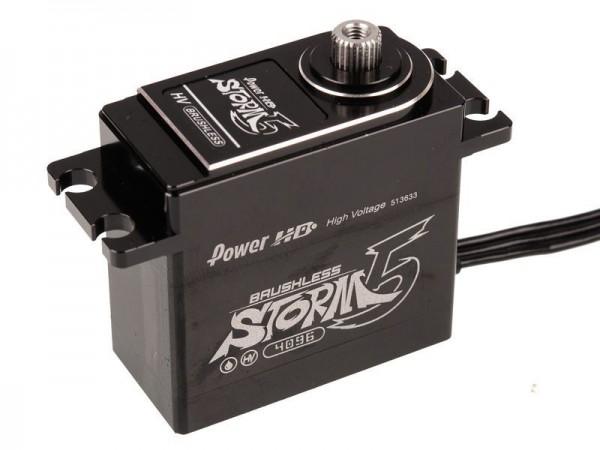 Brushless Premium Digital Servo Alu-Gehäuse # STORM-5