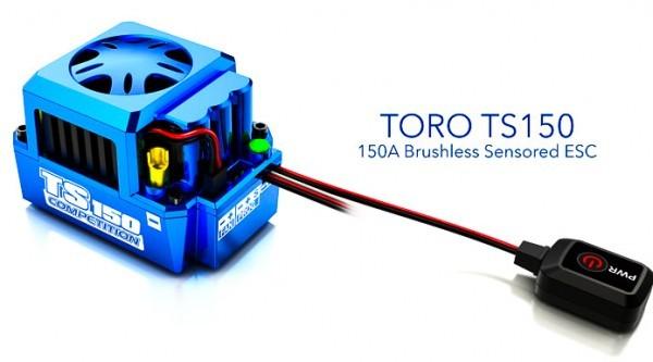 Toro TS150A 2-6s LiPo für 1/8 Regler