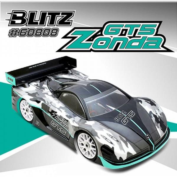 BLITZ GT5 Zonda 1/8 (1 mm)