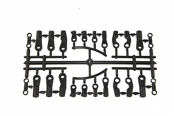 Plastic Rod End set