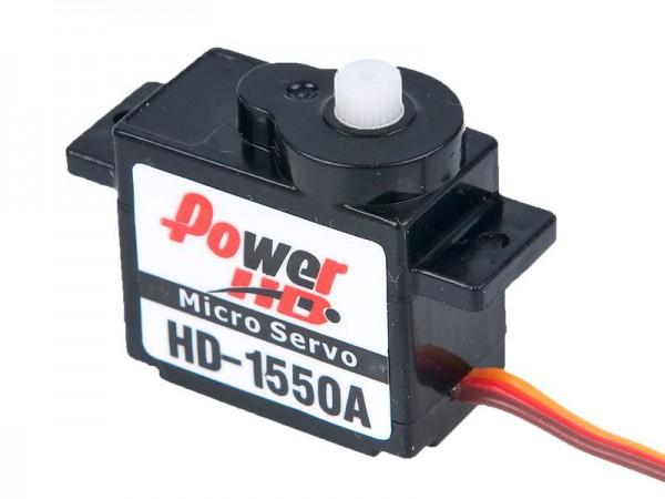 Analog Micro Servo # HD-1550A