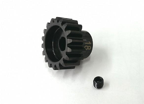 18T Motor Gear, 5mm,M1