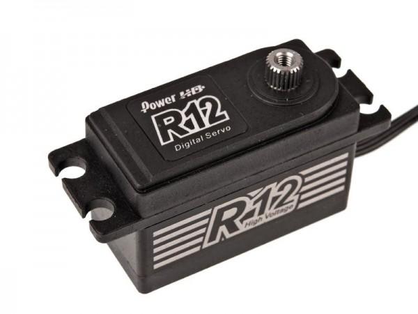Digital Low-Profile Servo # HD-R12