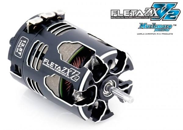 FLETA ZX V2 21.5T ER Spec Brushless Motor