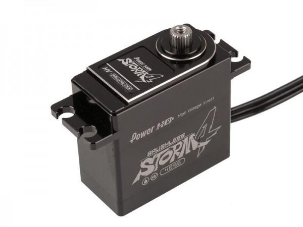 Brushless Premium Digital Servo Alu-Gehäuse # STORM-4