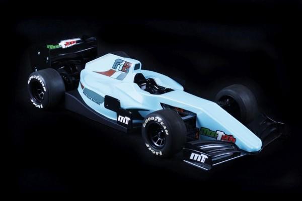 Formula 1 Clear Body F18