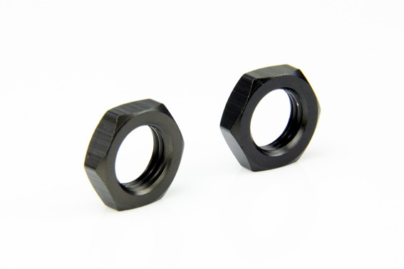 17mm Alum. Wheel Nut (2 pcs)